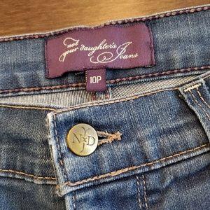 NYDJ - Marilyn Straight Jeans 10P Petite